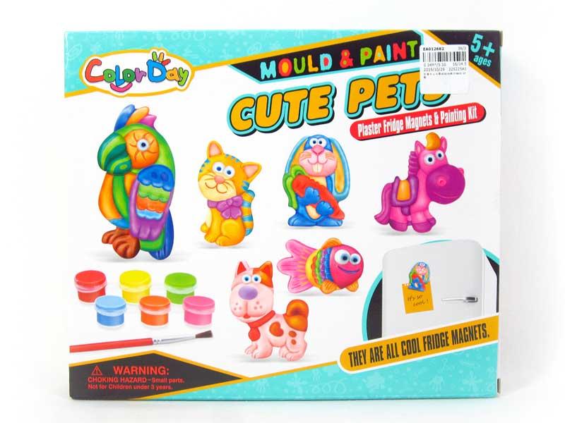 Mould & Paint Sealite toys