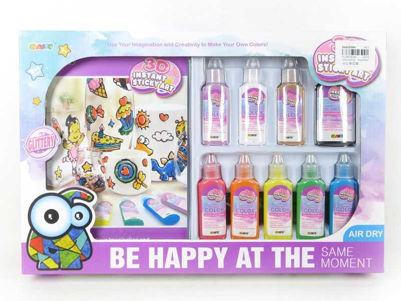 Sun Catcher Window Art Craft Kit toy for kids toys