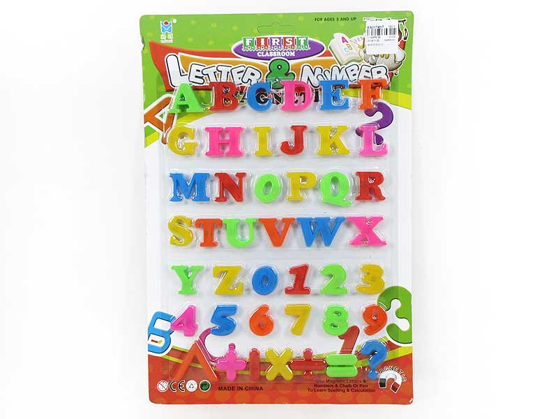Magnetic English Letters(43in1) toys