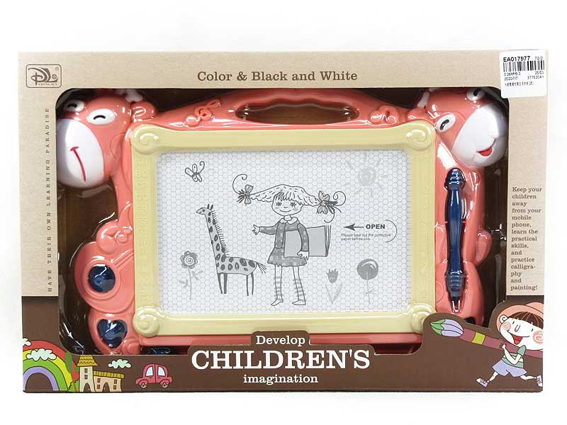 Magnetic Drawing Board(2C) toys