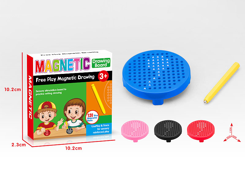 Magnetic Sketchpad(4C) toys
