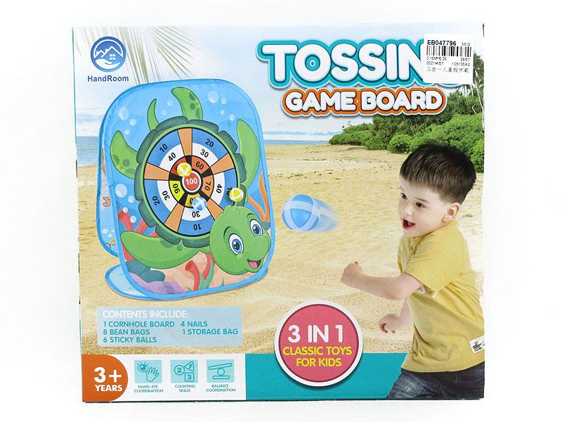 3in1 Target Throwing toys