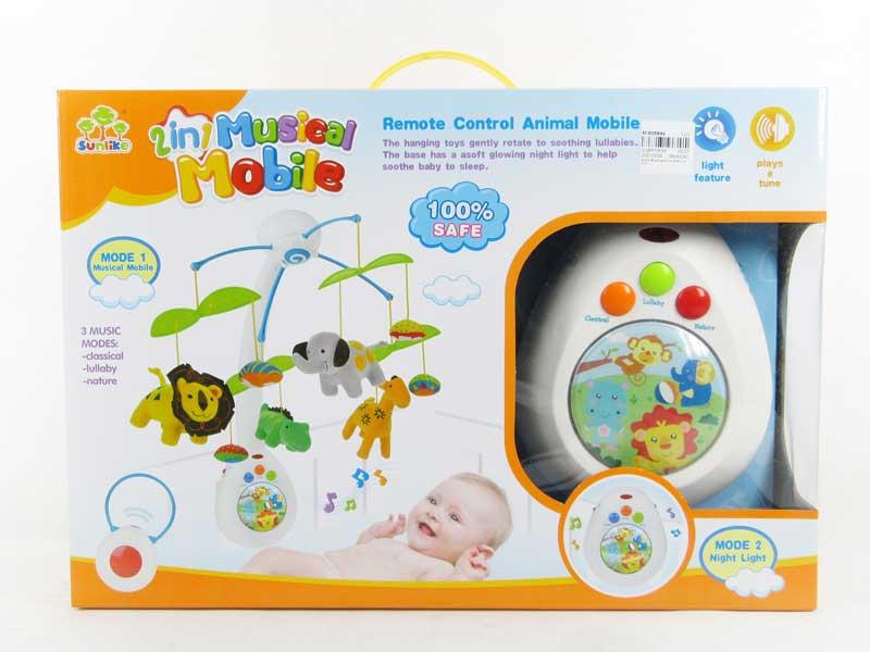 R/C Baby Bell Set W/L_M toys