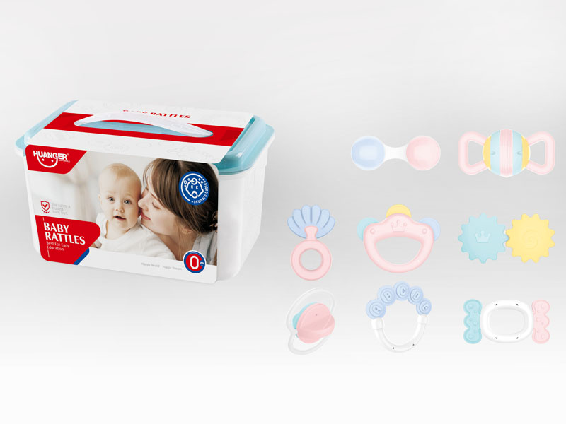 Rock Bell(8in1) toys