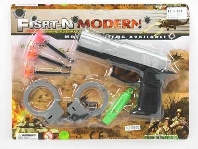 Soft Bullet Gun Set B/C-Soft Bullet Gun Set Toys