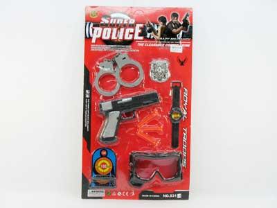 Soft Bullet Gun Set B/C-Soft Bullet Gun Set Toys Manufacturers and
