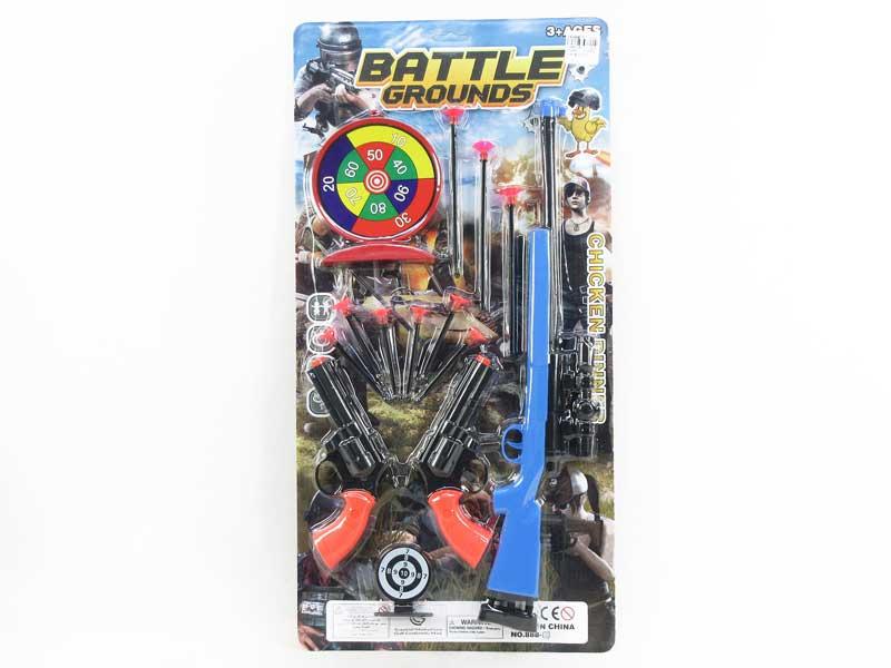 Toys Gun Set(3in1) toys