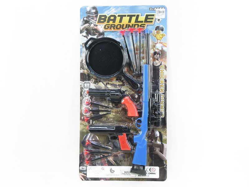 Toys Gun Set(3in1) toys