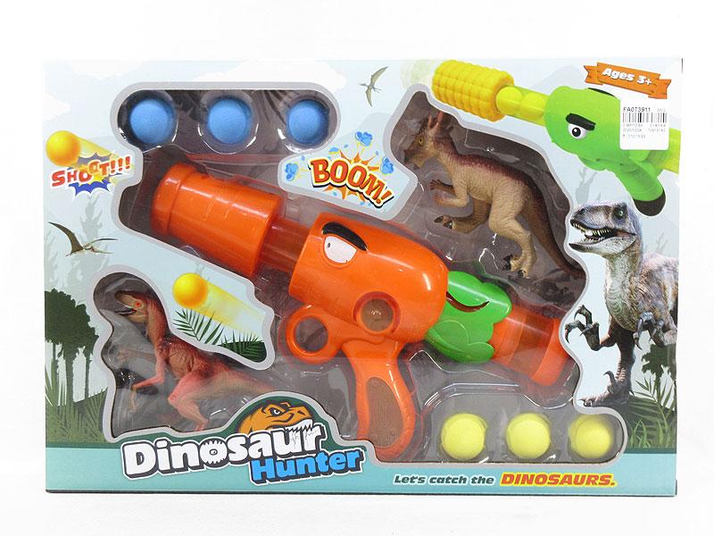 Aerodynamic Gun Set toys