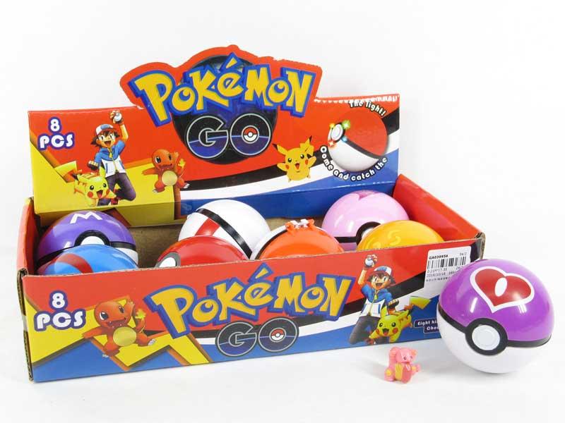 Pokemon Set W/L(8in1) toys