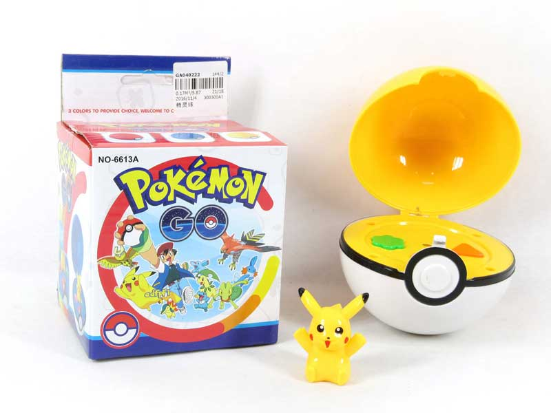 Pokemon Ball toys