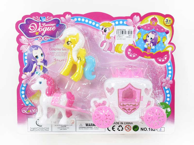 Carriage & Horse toys