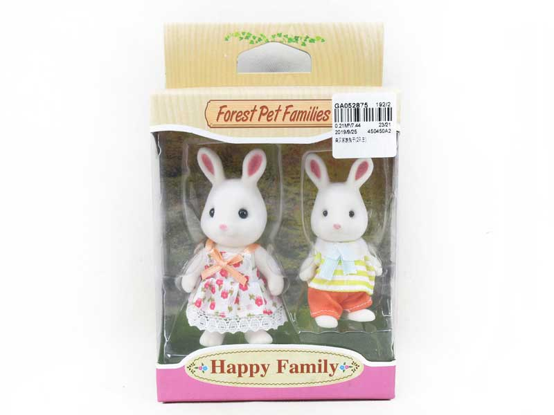 Sambey Family Rabbit(2in1) toys