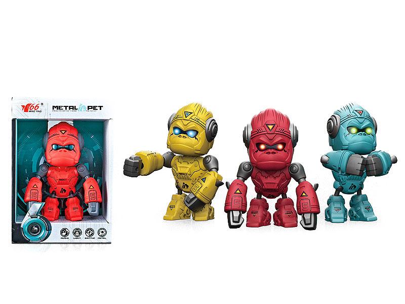 Die Cast Orang W/L_M(3C) toys