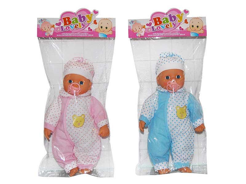 16inch Wadding Moppet W/IC(2C) toys