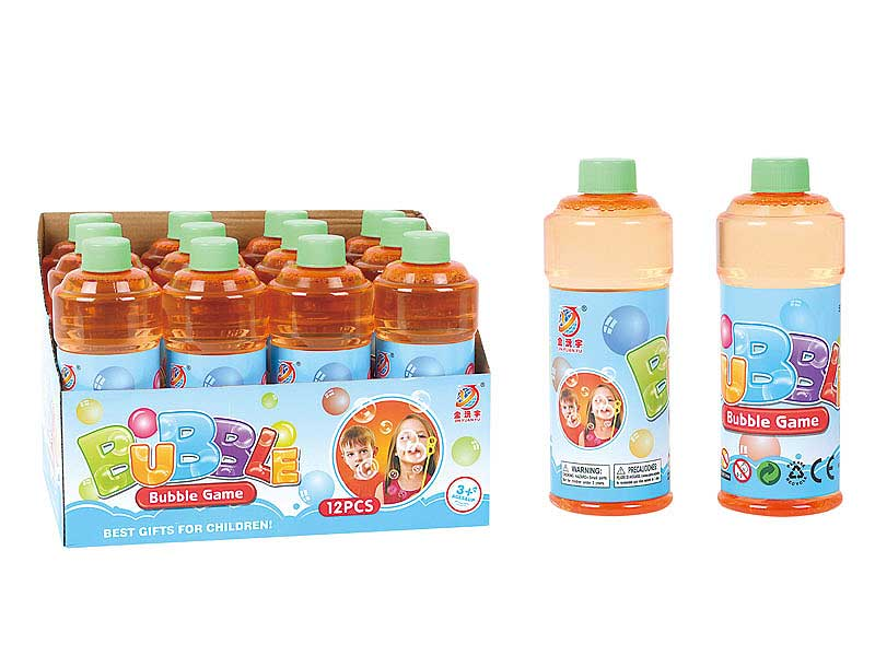 Bubbles(12in1) toys
