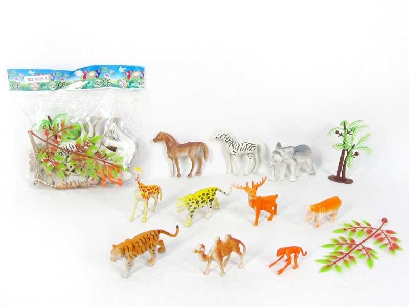 Animal Set(2S) toys