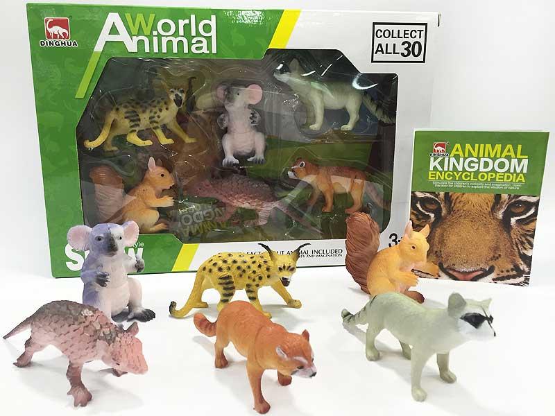 Animal Set(6in1) toys