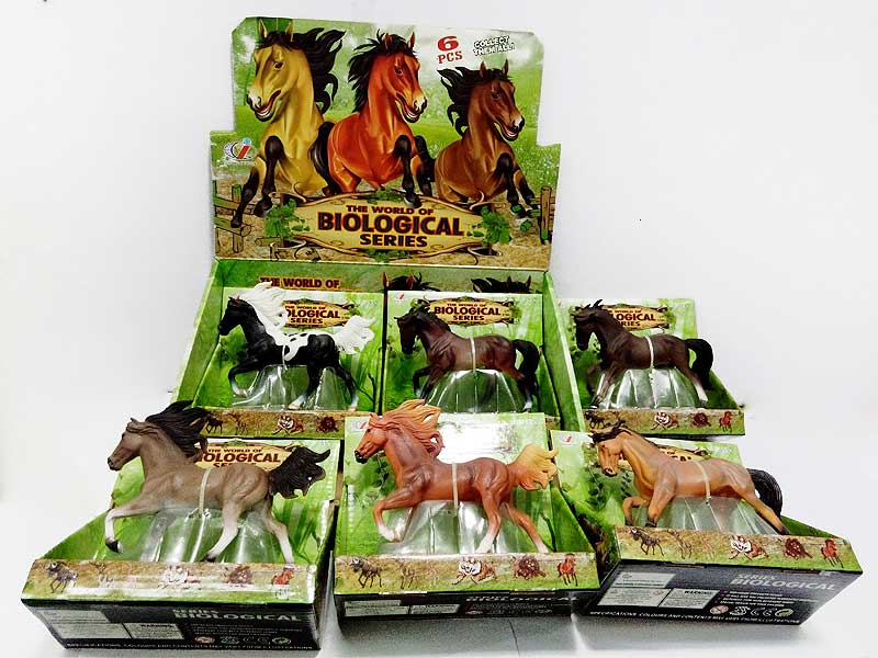 Horse(6in1) toys
