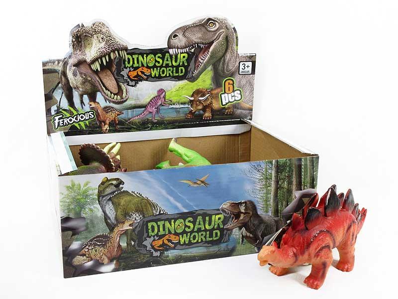 Dinosaur W/IC(6in1) toys