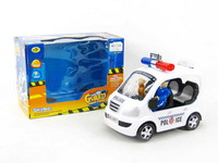 B/O Police Car