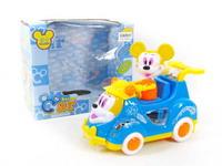 B/O Bump&go Cartoon Car W/L_M