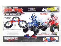 B/O Orbit Motorcycle