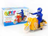 B/O Motorcycle W/L_M