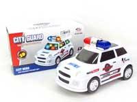B/O Bump&go Police Car W/L_Song