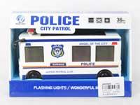 B/O Police Car W/L