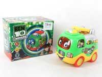 B/O Bump&go Car W/L_M(3C)