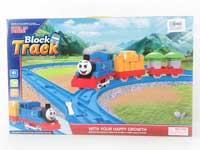 B/O Blocks Orbit Train