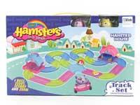 B/O Hamster Rail Car