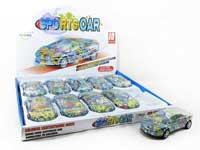 B/O Bump&go Car W/L(10PCS)