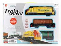 B/O Train Set W/L_M