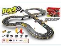 B/O Orbit Racing Car toys