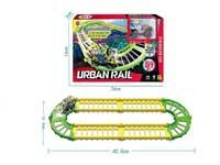 B/O Rail Car