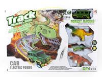 B/O Orbit Car W/L toys
