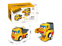 B/O universal Transforms Construction Truck W/L_M