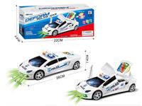 B/O Bump&go Police Car W/L_M