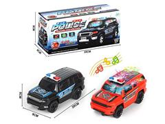 B/O universal Cross-Country Police Car W/L_M(2C) toys