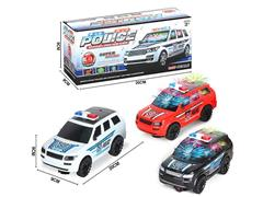B/O universal Cross-Country Police Car W/L_M(3C) toys