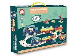B/O Blocks  Orbit Train toys
