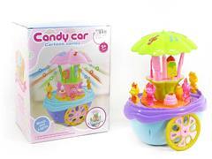 B/O Cake Car toys