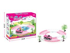 B/O Super Track toys