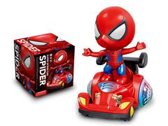 B/O Go Kart W/L_M toys