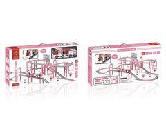 B/O Magnetic Track Train toys