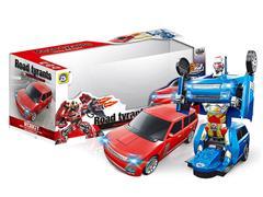 B/O Transforms Car W/L_M(2C) toys