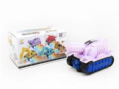 B/O universal Panzer W/L_M toys