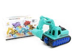 B/O universal Construction Truck W/L_M toys